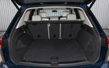 Volkswagen Touareg 3.0 TSI 2019 UK first drive review - boot