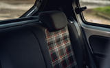 Volkswagen Up GTI 2020 UK first drive review - rear seats