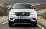 Volvo XC40 T5 2019 UK first drive review - on the road nose