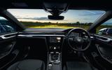 10 VW arteon R Shooting Brake 2021 UK FD dashboard