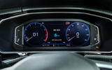 Volkswagen T-Cross R-Line 2020 UK first drive review - instruments