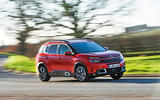 100 citroen c5 aircross 2019 rt cornering front