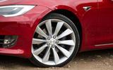 Tesla Turbine wheel