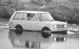 Range Rover prototype