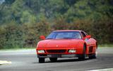 Ferrari 348 TB 1989 - tracking front