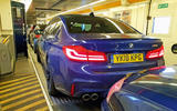 BMW M5 2018 long-term review Eurotunnel