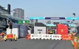 Melbourne GP empty