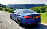 BMW M5 2018 long-term review Germany