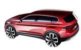 2017 Volkswagen Tiguan Allspace confirmed for Detroit motor show