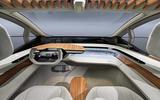 2019 Audi AI:ME concept interior