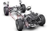 Audi A8 2017 powertrain