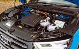 Audi's engine