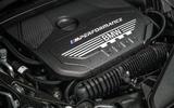 BMW M135i - engine