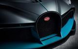 Bugatti Divo intakes