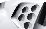 2020 Bugatti Centodieci reveal - detail