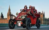 10 london to brighton classic car run