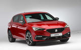 Seat Leon 2020 - stationary front