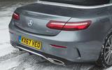 Mercedes-Benz E400 4Matic AMG Line Cabriolet