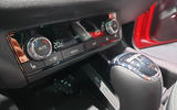 Skoda Scala official reveal stage climate controls