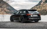 ABT Sportsline Audi RS4 2020 - static rear