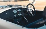 11 AC Cobra 378 Superblower MkIV 2021 UK first drive review cabin