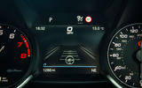 Alfa Romeo Giulia Quadrifoglio 2020 UK first drive review - instruments