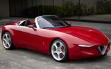 Alfa Romeo - spider
