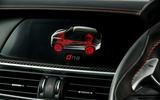 Alfa Romeo Stelvio Quadrifoglio 2018 UK RHD first drive - DNA modes