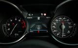 Alfa Romeo Stelvio Quadrifoglio 2020 UK first drive review - instruments