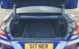 11 Alpina B8 Gran Coupe 2021 UK FD boot