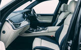 11 Alpina XB7 2021 UK first drive review cabin