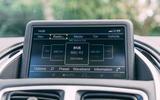 Aston Martin DBS Superleggera Volante 2019 UK first drive review - infotainment