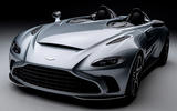 Aston Martin V12 Speedster 2020 - stationary front