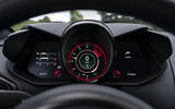 Aston Martin Vantage manual 2019 first drive review - instruments