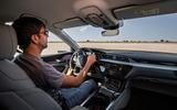 Audi e-Tron 2019 prototype first drive review - Ronan Glon driving