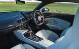 Audi R8 RWD 2020 UK first drive review - dashboard