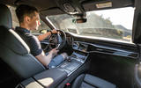 Audi RS6 Avant 2019 first drive review - Mark Tisshaw driving