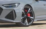 Audi RS6 Avant- wheel