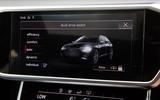 Audi S6 Avant TDI 2019 UK first drive review - drive modes