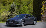 Audi S7 TDI 2019 first drive review - static front