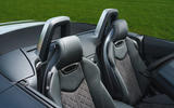 Audi TT Roadster 2019 UK first drive review - cabin