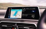 BMW 7 Series 730Ld 2019 UK first drive review - infotainment