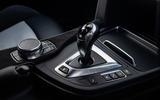 BMW M3 CS 2018 review centre console