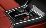 BMW M8 Gran Coupe 2020 UK first drive review - centre console