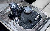 BMW X7 2019 first drive review - centre console