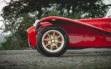 Caterham Super Seven - wheel