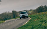 Citroen e C4 2020 LHD first drive review - on the road nose