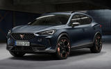 Cupra Formentor 2020 - stationary front