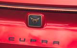 11 Cupra Leon Estate 2021 UK FD rear badge