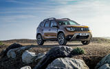 Dacia Duster 2018 first drive review hero static